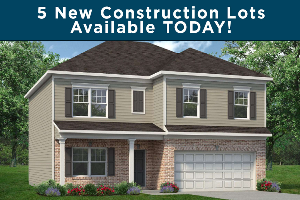 New Construction Homes in Canton, GA